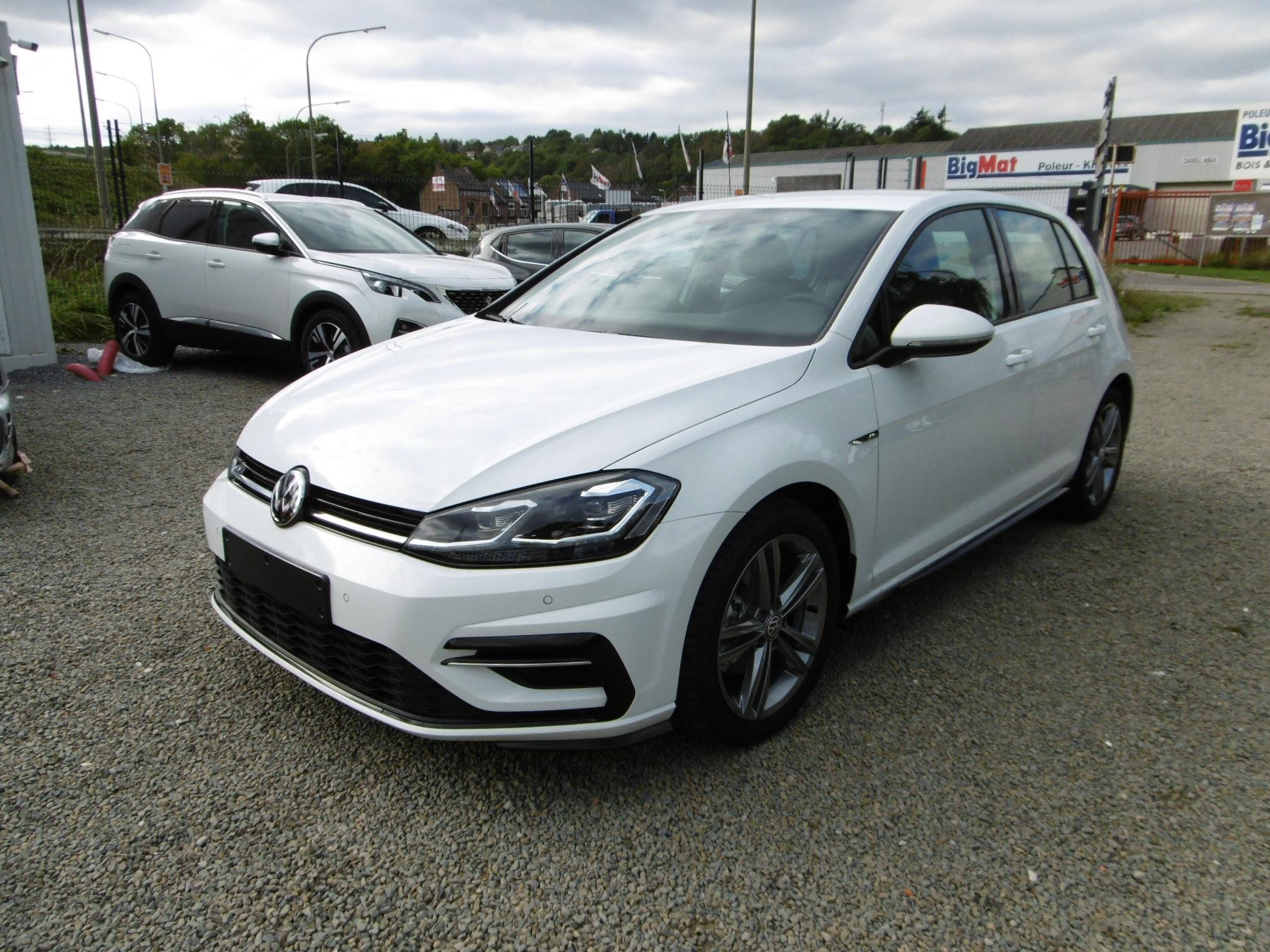 Photo Volkswagen Golf VII 1.5 TSI 150 DSG R-Line