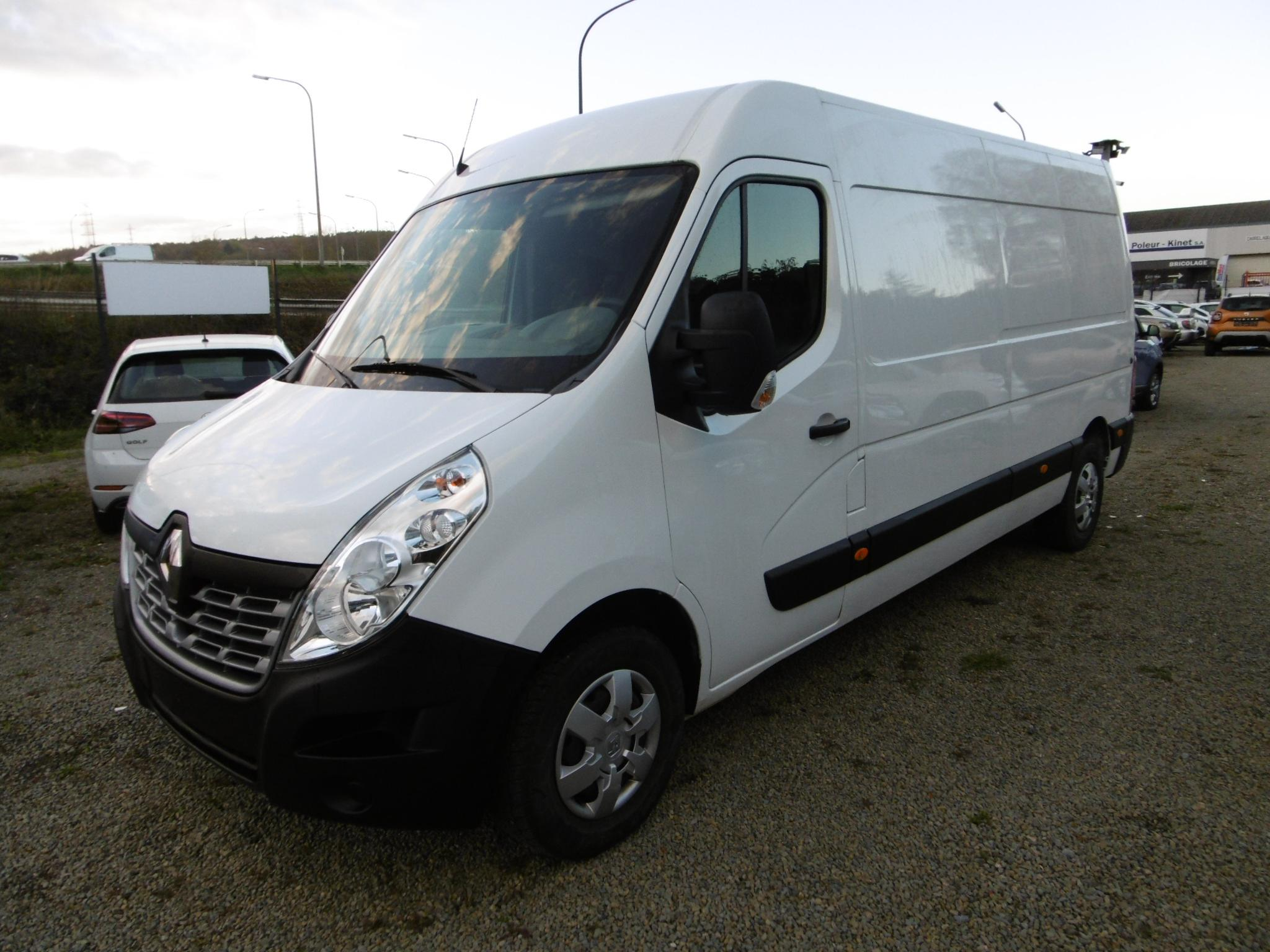 Photo Renault Master Fourgon L3H2 3.5T 2.3 dCi 130 Grand Confort