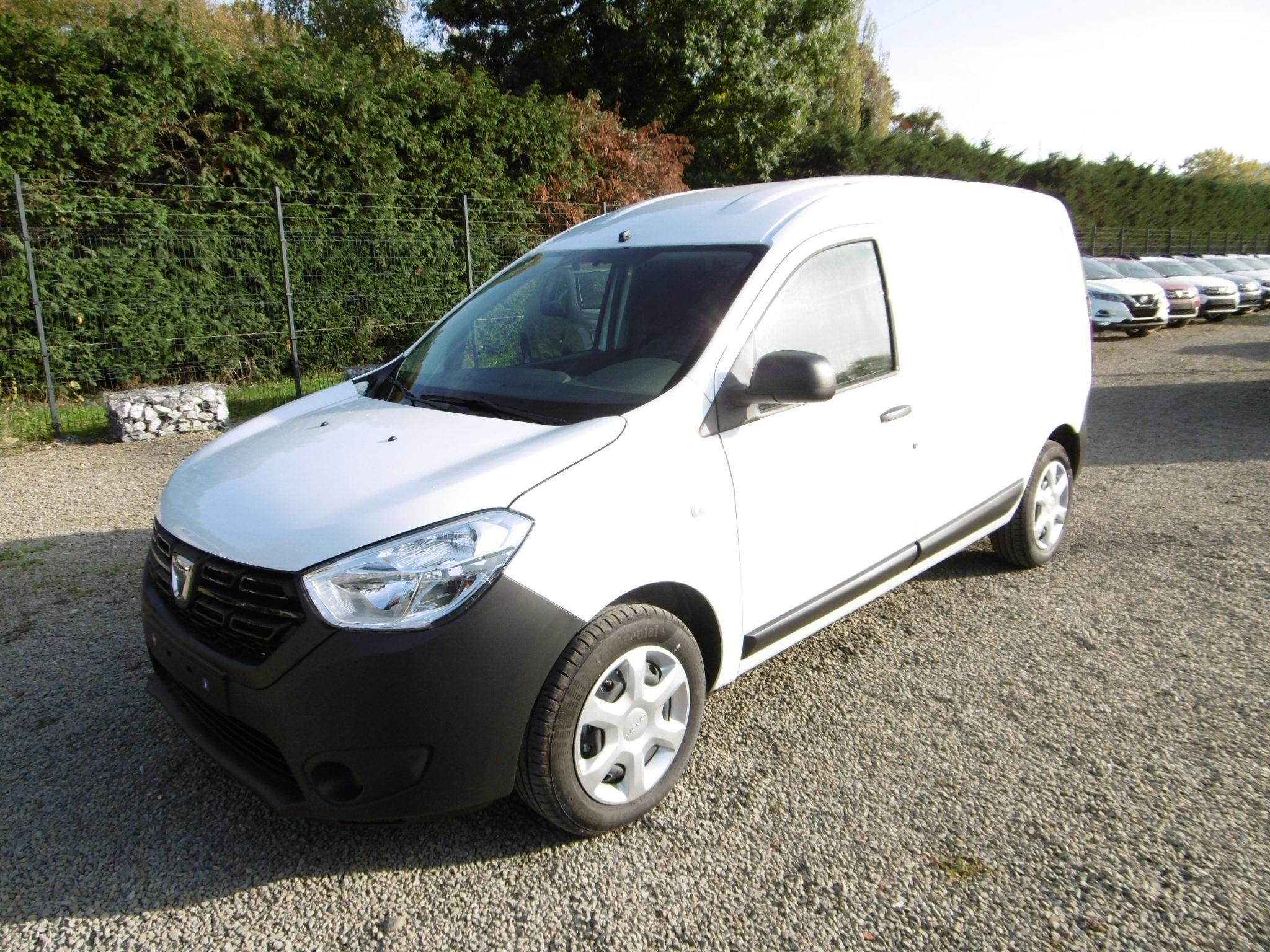 Photo Dacia Dokker Fourgon 1.5 DCI 90 Ambiance