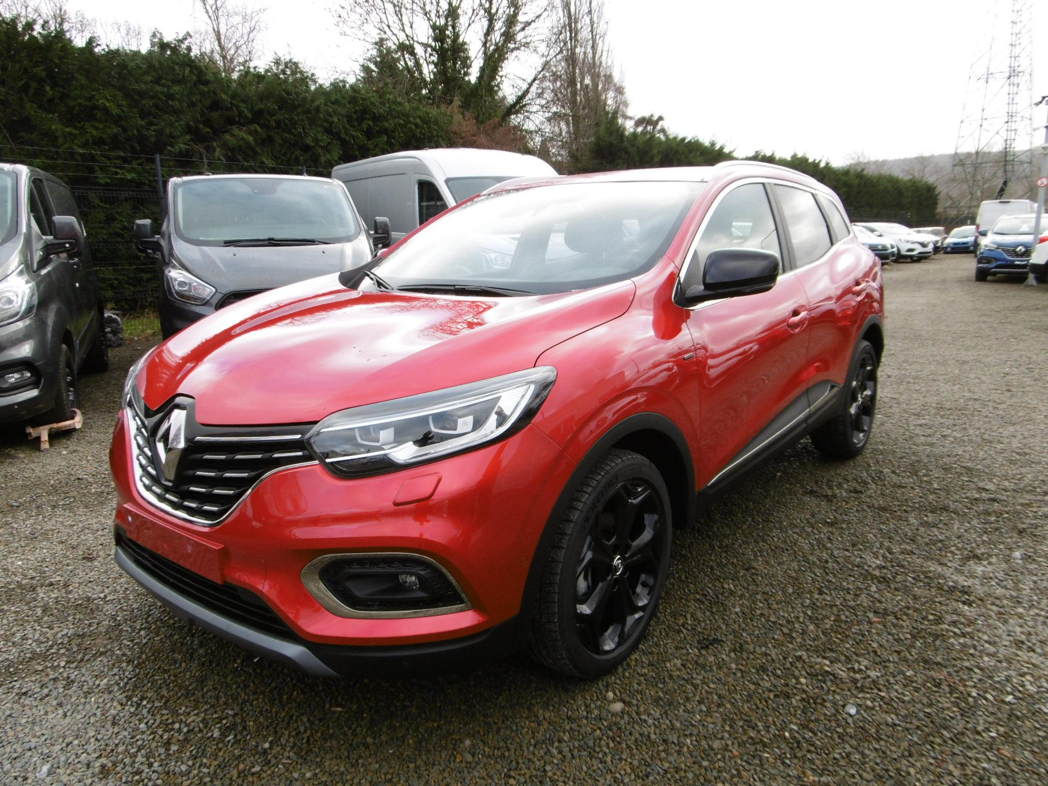 Photo Renault Kadjar 1.3 TCE 140 EDC Black Edition