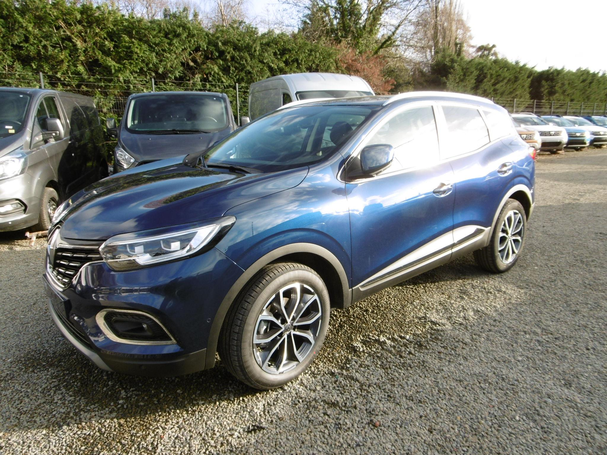 Photo Renault Kadjar 1.5 BlueDCI 115 Intens