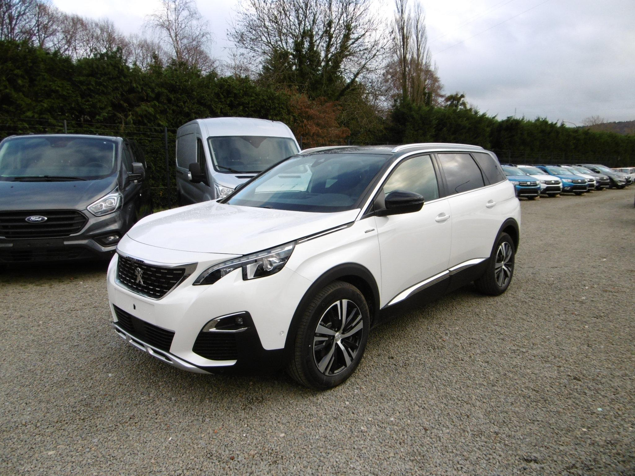 Photo Peugeot 5008 1.5 BlueHDI 130 EAT8 GT Line