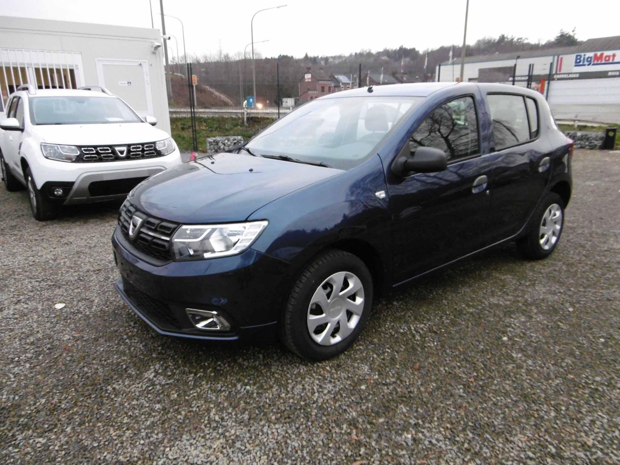 Photo Dacia Sandero 0.9 TCe 90 Ambiance