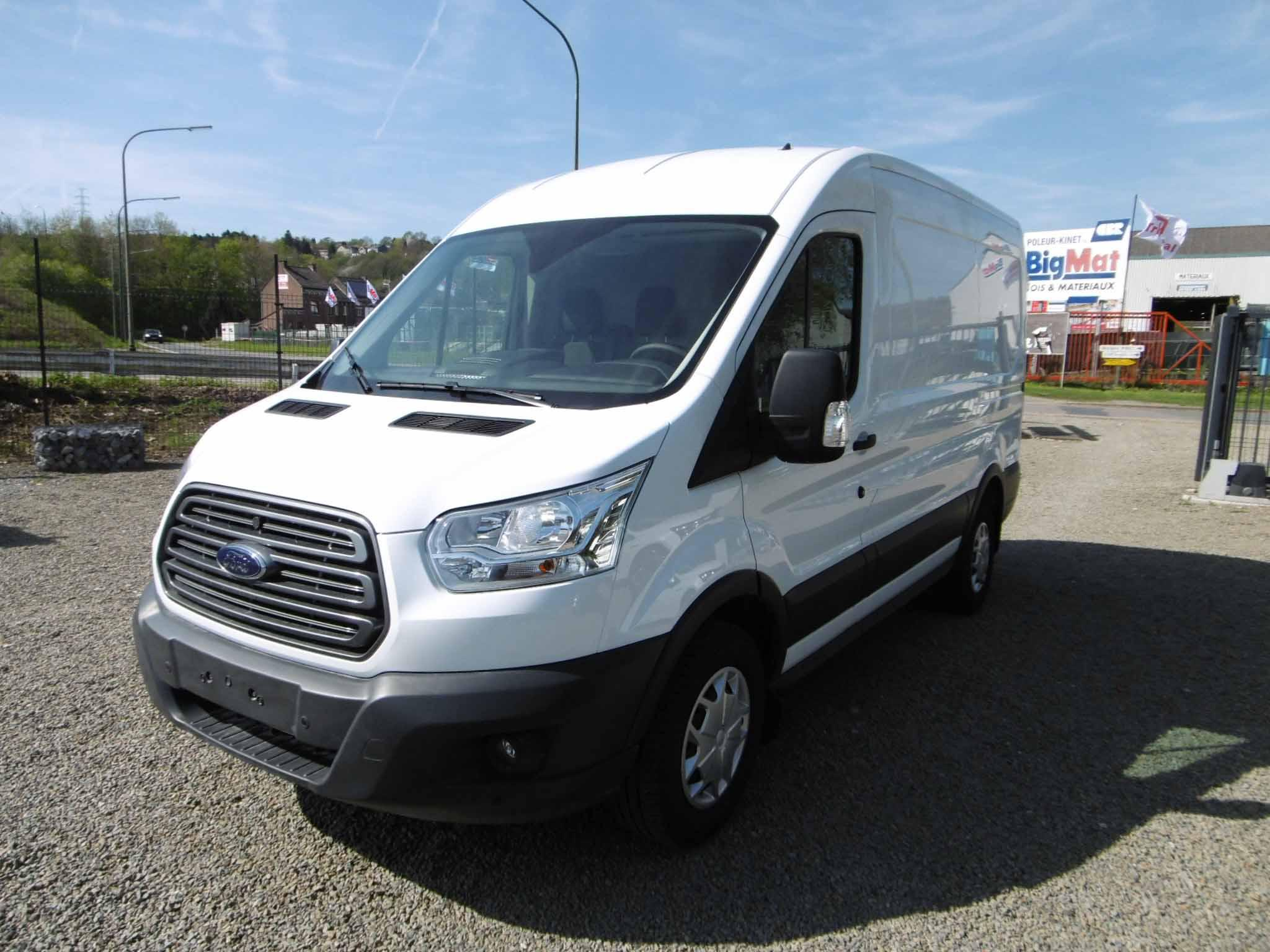 Photo Ford Transit Fourgon L2H2 2.0 TDCI 130 350 Trend Business